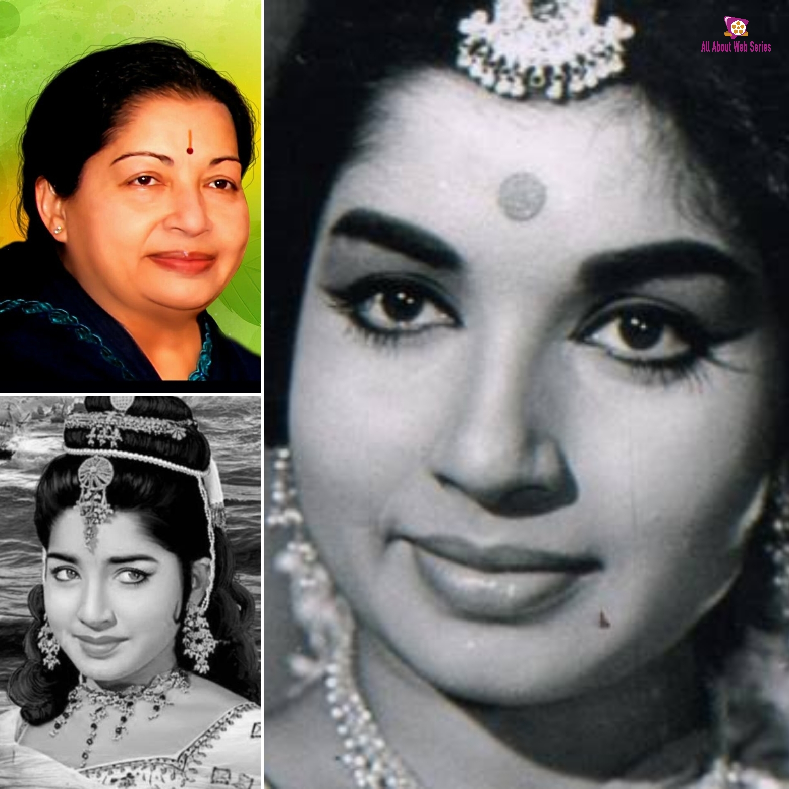 QUEEN - Biopic based on the life of greatest politicians of all time, J. Jayalalithaa